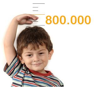 800 mila