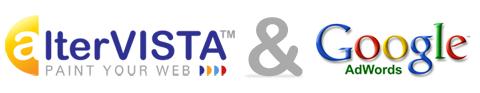 Aumenta la visibilita` del tuo sito su AlterVista grazie a 50 Euro di Google AdWords in omaggio