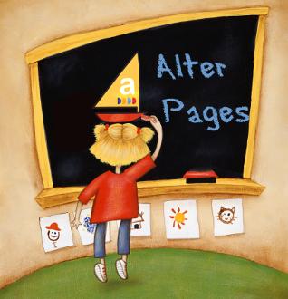 Con AlterPages è facile e divertente creare un sito web