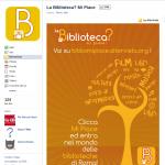 Pagina di Benvenuto Facebook di biblimipiace.altervista.org