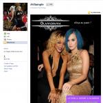 Crea pagina di Benvenuto su Facebook con AlterVista - Glam
