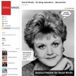 Pagina di Benvenuto Facebook di serialminds.altervista.org