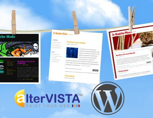 Il tema perfetto per WordPress