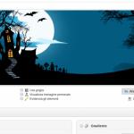 Aggiungi immagine - crea copertina Facebook Halloween