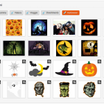 Seleziona l'immagine - crea copertina Facebook Halloween