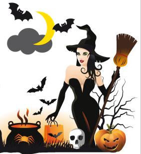 Crea copertine Facebook Halloween