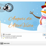Crea copertina Facebook Natale
