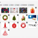Crea copertina Facebook Natale - 5