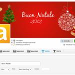 Crea copertina Facebook Natale - 7