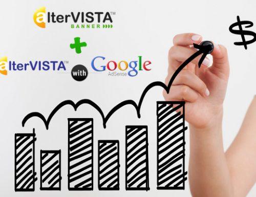 Più semplice attivare Altervista with Google AdSense