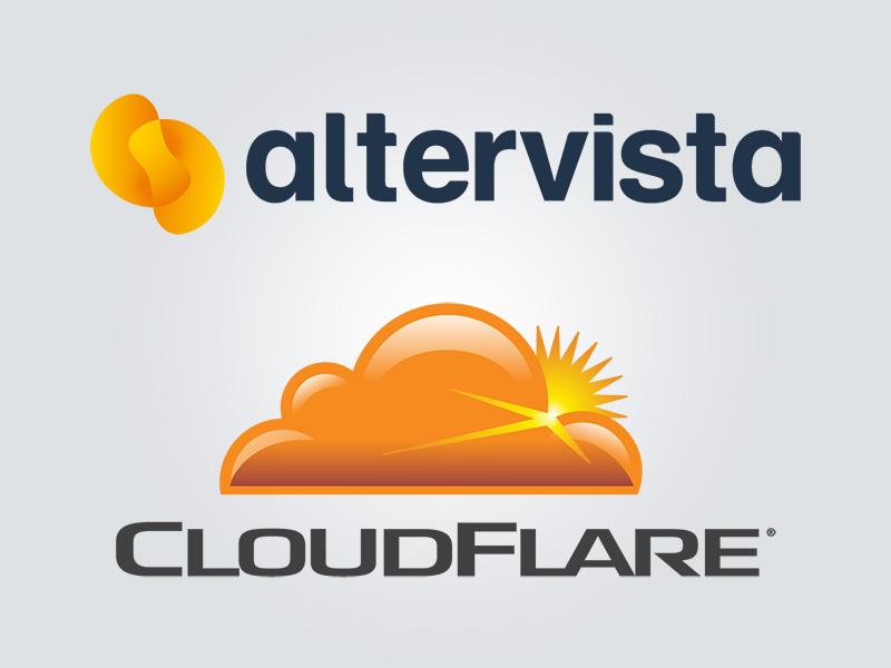altervista e cloudflare per la sicurezza del tuo sito