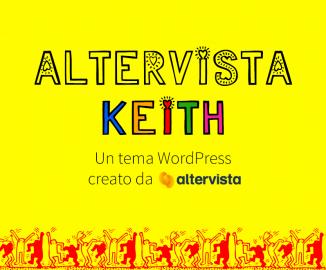 Altervista Keith - presentazione