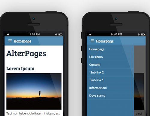 Il nuovo Alterpages è più bello ed è responsive