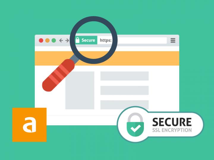 attiva gratis connessione sicura HTTPS