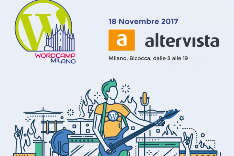 WordCamp Milano 2017 – Ci siamo anche noi