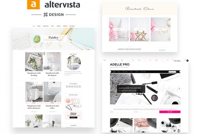 Temi WordPress responsive e professionali, gratis su Altervista
