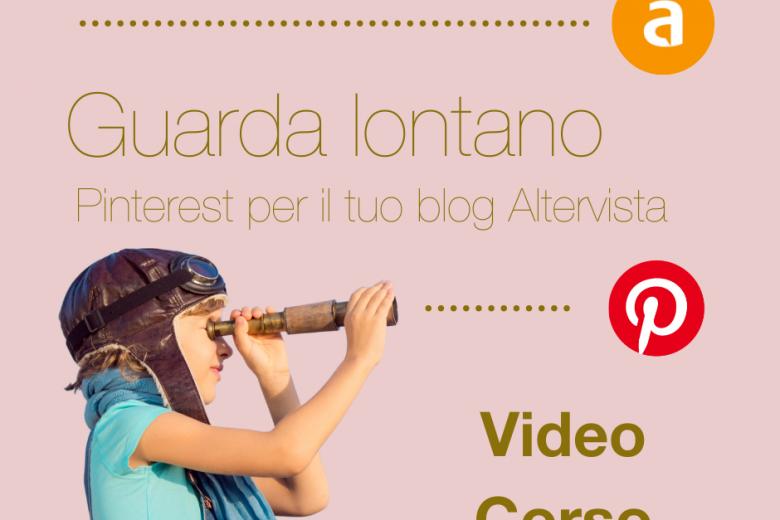 Pinterest per il tuo blog