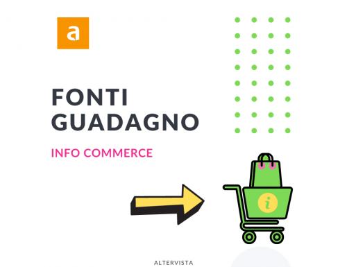 Provato per te: Info Commerce e affiliazioni