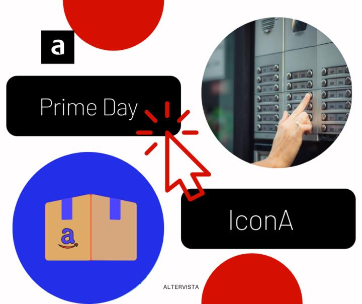 Prime Day è un'inizativa commerciale di Amazon, puoi creare link di affiliazione con il programma IconA e generar guadagni dai link inseriti quando l'acquisto viene finalizzato